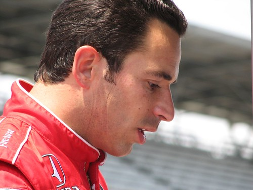 Helio Castroneves 2 by All your picture are belong to us.