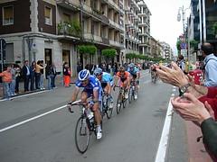 90° Giro d'Italia 4 tappa,Salerno- Montevergine