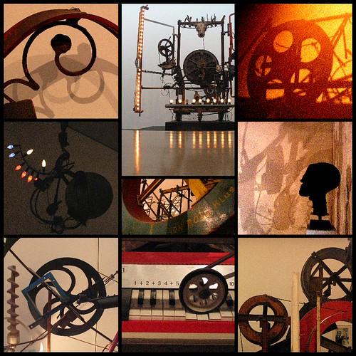 Impressionen aus dem Tinguely Museum