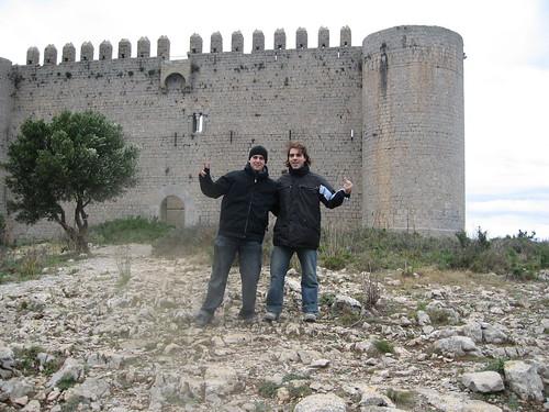 Cim del Castell de Montgr�