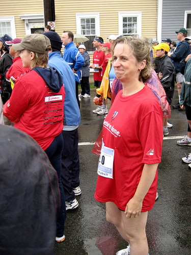 Carolyn Before the Start