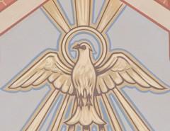 Holy Spirit painting