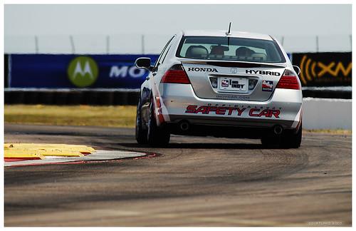 Honda Hybrid Pace Car