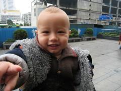 Little gangster Jackson