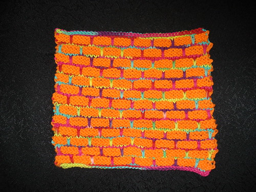 Distraction Dishcloth