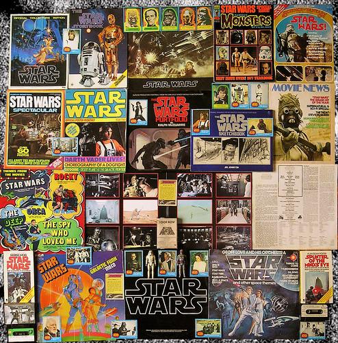 Star Wars Wall