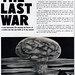 1960's Advertising - Magazine Ad - The Last War (USA)