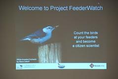 Project FeederWatch Program - 03.27.2007