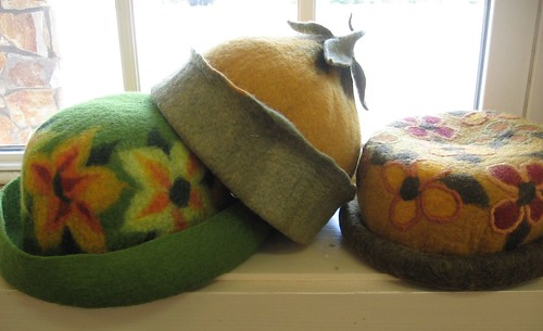 Felted Hats