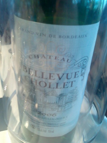 Chateau Bellevue Chollet 2006