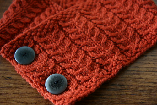 B's Promenade Scarf / Cowl by you.