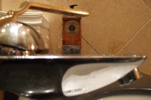 ...und gewaschen