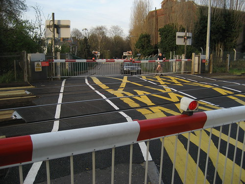 Level Crossing at Barnes