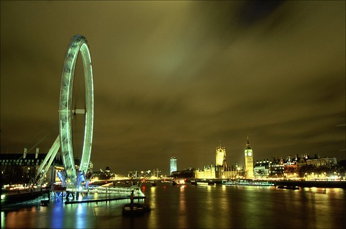 The Thames from New Hungerford Bridge
