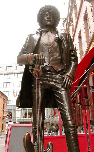 The Phil Lynott Memorial