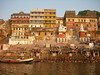 Varanasi impression from boat