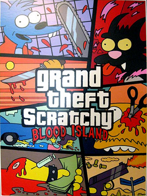 grand theft scratchy