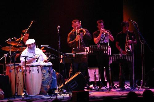 The Poncho Sanchez Latin Jazz Band