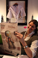 Globe and Mail, Style Section Article on Twigg & Hottie