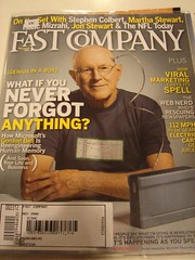 """Never Forget"" article in Fast Company - 2"