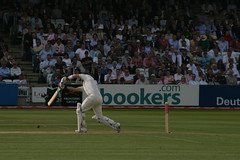 Ian Bell cover drives