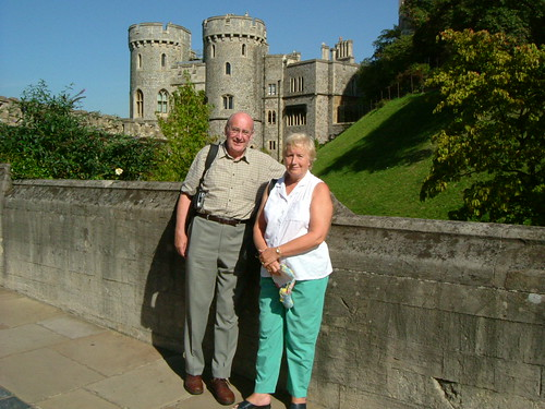Parents at Windsor Castle by Kevin Hutchinson, on Flickr