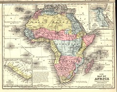 No. 30; American view of Africa from 1839