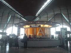 30.吉隆坡國際機場的詢問處