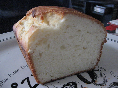 white batter bread II