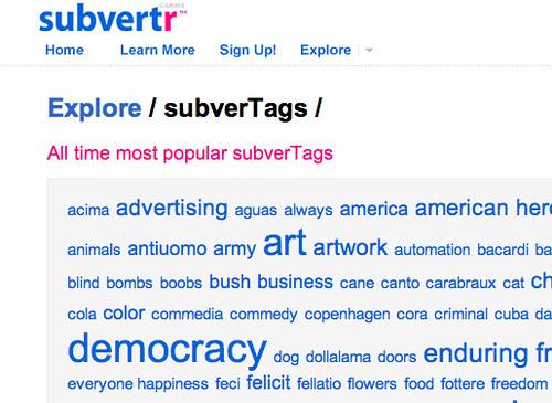 Subvertr