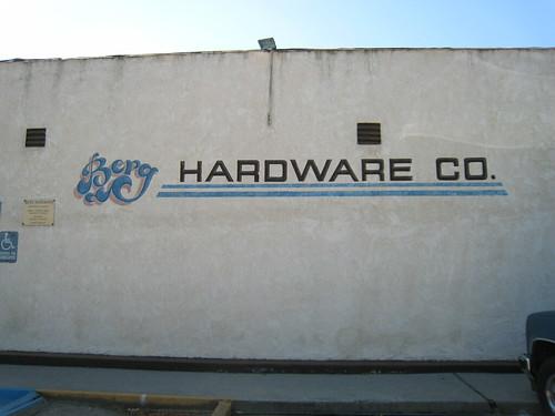 Berg Hardware Co