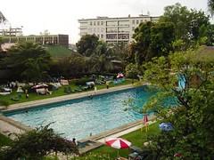 Club Elaeis pool