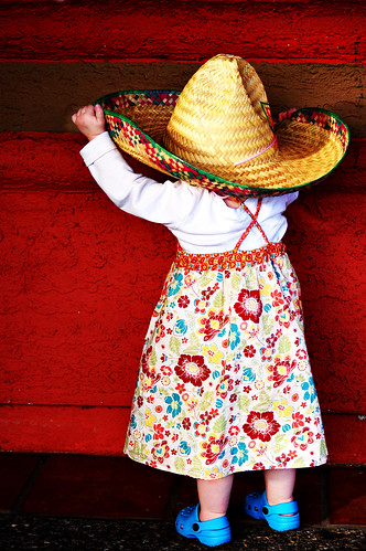 Happy Cinco de Mayo! by cinco de kiddo.