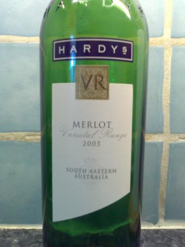 Hardys Varietal Range Merlot 2005