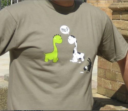 Camiseta Moo
