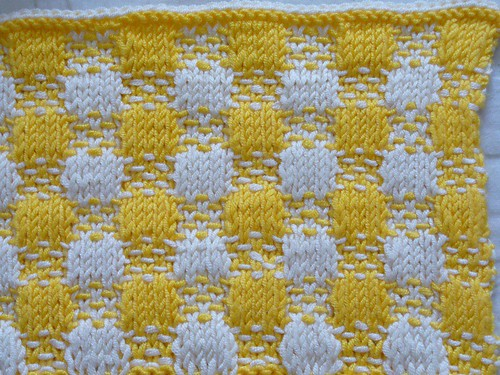 A Second Treasury Of Knitting Patterns : 03. Slip-Stitch Color Patterns (2nd) The Walker Treasury Project