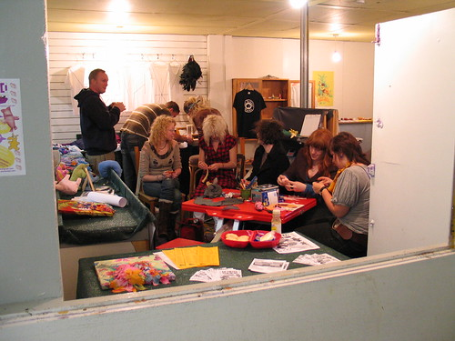 Plush workshop