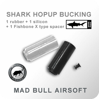 SHARK HOPUP BUCKING