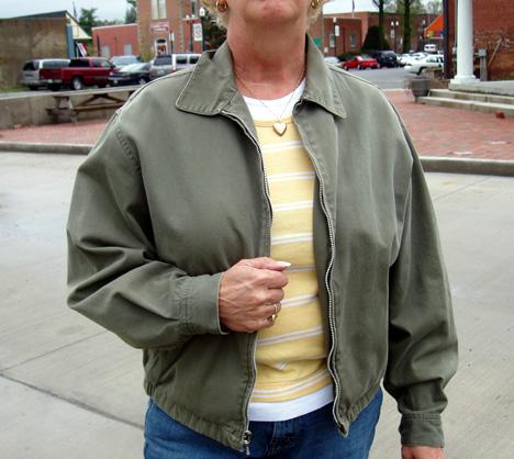 Sheila's Jacket