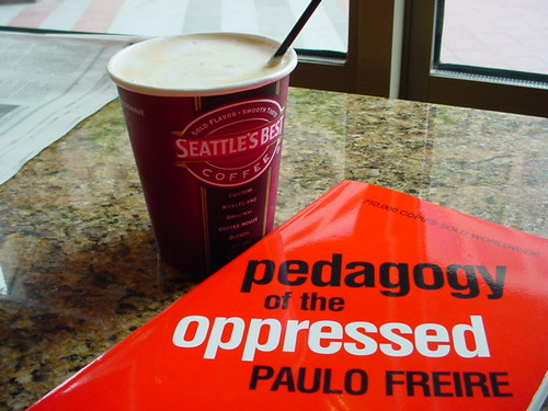 pedagogy of the oppressed by d-q, on Flickr