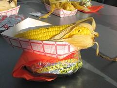 Corn for dinner