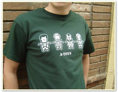Camiseta A-toy