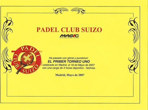 Torneo Padel