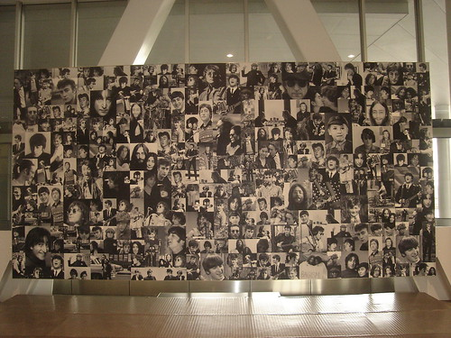 John Lennon photo montage