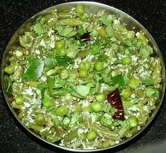 Beans Peas Curry