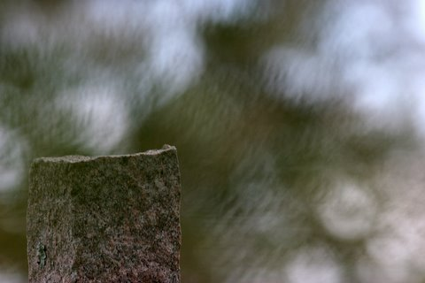 Granite post and effects