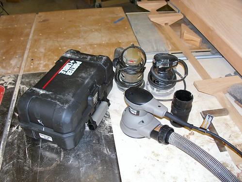 Porter Cable Sander Vacuum Attachment