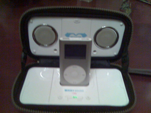 Roxy Dock iPod Mini