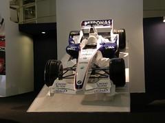 32.BMW F1.07