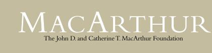 MacArthur Fund Logo
